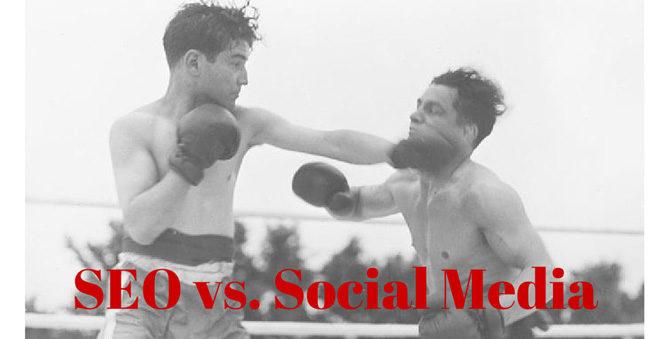Hãy nhìn vào một khía cạnh của Social media và Seo, chúng phối hợp cùng nhau nhưng đôi khi lại đối lập, chống lại nhau. làm cách nào để giải quyết?