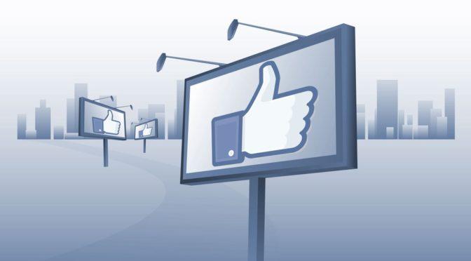 Facebook chuẩn bị thử nghiệm quảng cáo trên TV