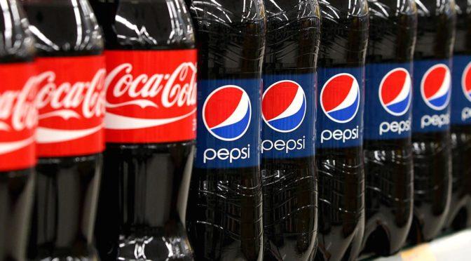Thích vị Pepsi nhưng lại chọn Coca-Cola