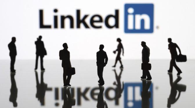 LinkedIn - Chìa khóa tìm kiếm khách hàng tiềm năng