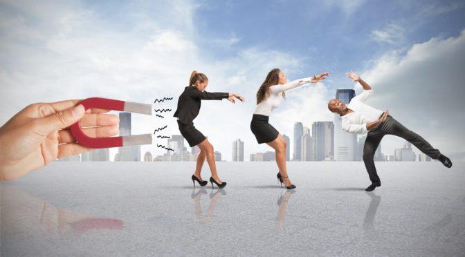 Cách thu hút và chuyển đổi khách hàng